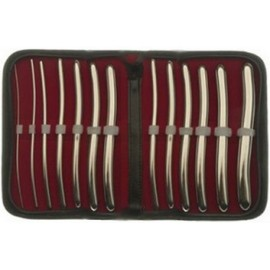 Uterine Hegar Dilator Set Of 13