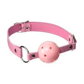 Soft Pink Ball Gag