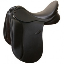 Euro Dressage saddle Black