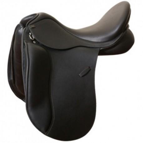 Euro Dressage saddle Black