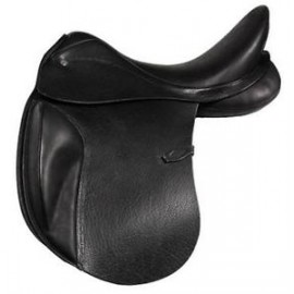 Dressage Buffalo Print leather