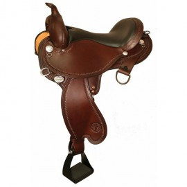 Arkansas Trail Gaiter Saddle