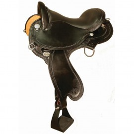 Virginia Trail Gaiter Saddle