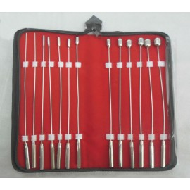 BAKES DILATORS SET OF 13