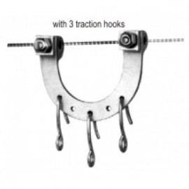 Traction hooks