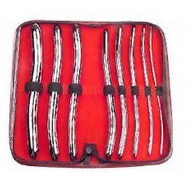 Uterine Hegar Dilator Set Of 8