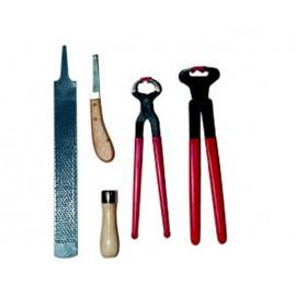 Farrier Hoof Trim Tool Kit