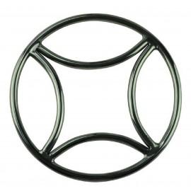 Shibari Bondage Ring With 4 Partial Rings