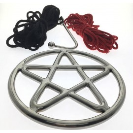 Shibari Ring Set - Shōwa - Suspension Ring Set By Oxy - Ring, Ropes, Hook