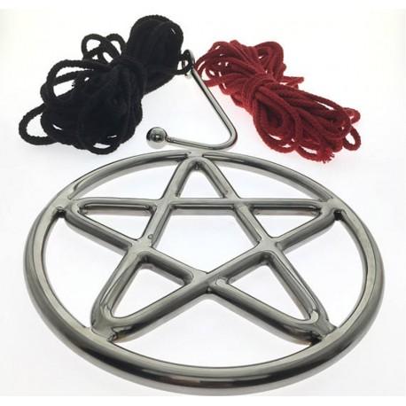 Shibari Ring Set - Shōwa - Suspension Ring Set By Oxy - Ring, Ropes, Hook