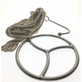 Shibari Ring Set - TAISHŌ - Suspension Ring Set By Oxy - Ring, Ropes, Hook